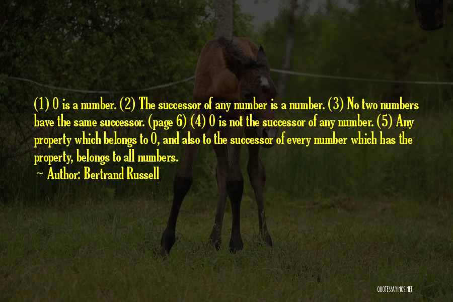 0-8-4 Quotes By Bertrand Russell
