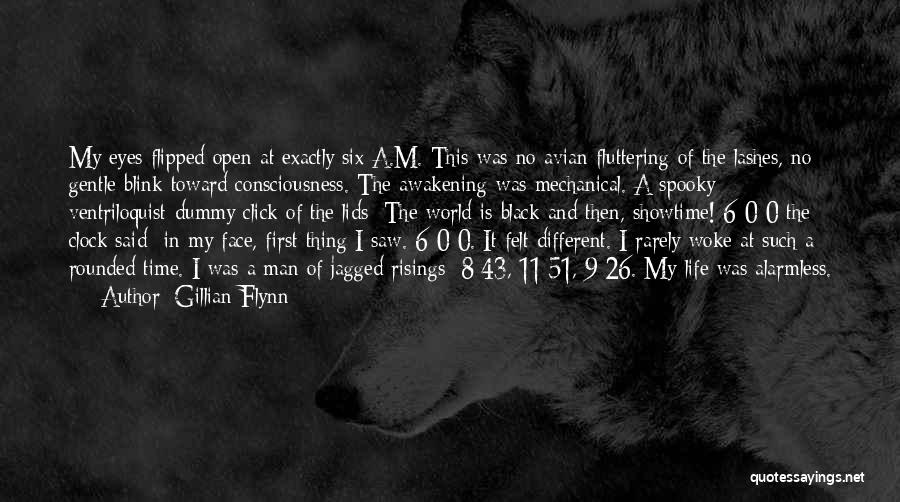 0-8-4 Quotes By Gillian Flynn