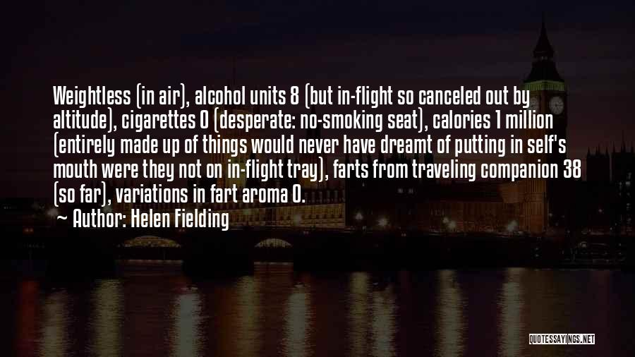 0-8-4 Quotes By Helen Fielding