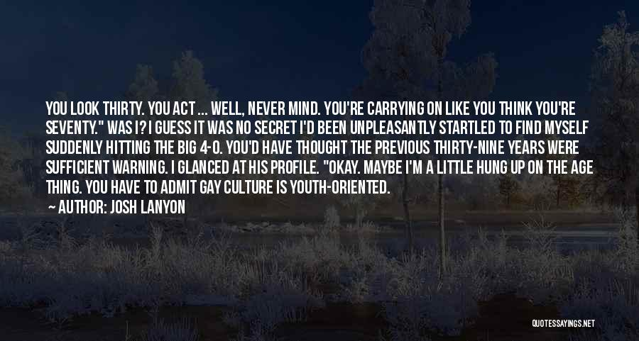 0-8-4 Quotes By Josh Lanyon