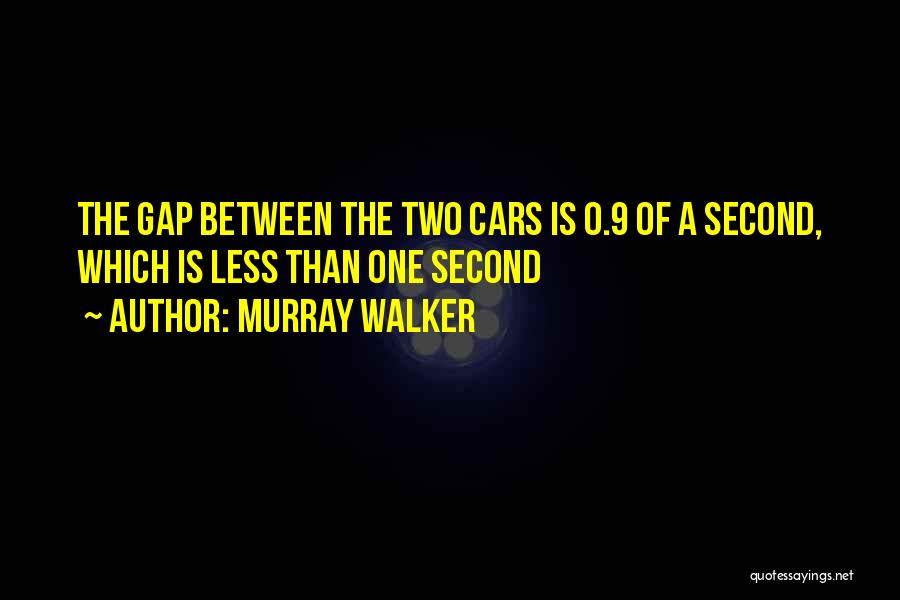 0-8-4 Quotes By Murray Walker