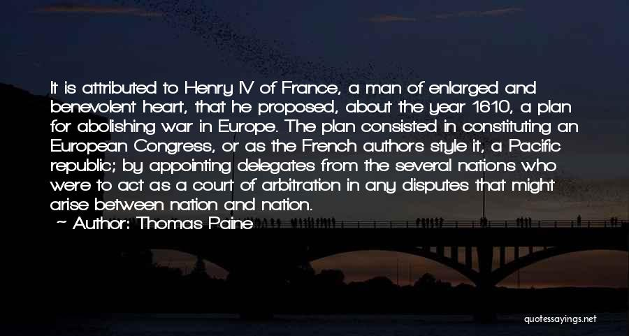 1 Henry Iv Quotes By Thomas Paine