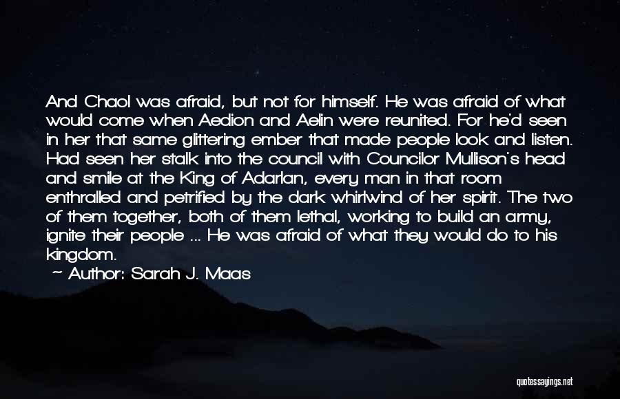1 Man Army Quotes By Sarah J. Maas