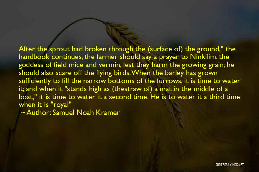 10 Best Kramer Quotes By Samuel Noah Kramer
