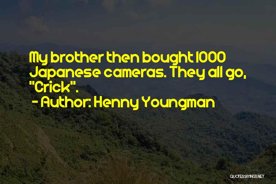 1000 Funny Quotes By Henny Youngman