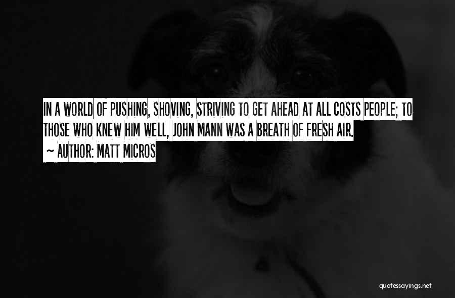 15 Minutes Of Fame Quotes By Matt Micros