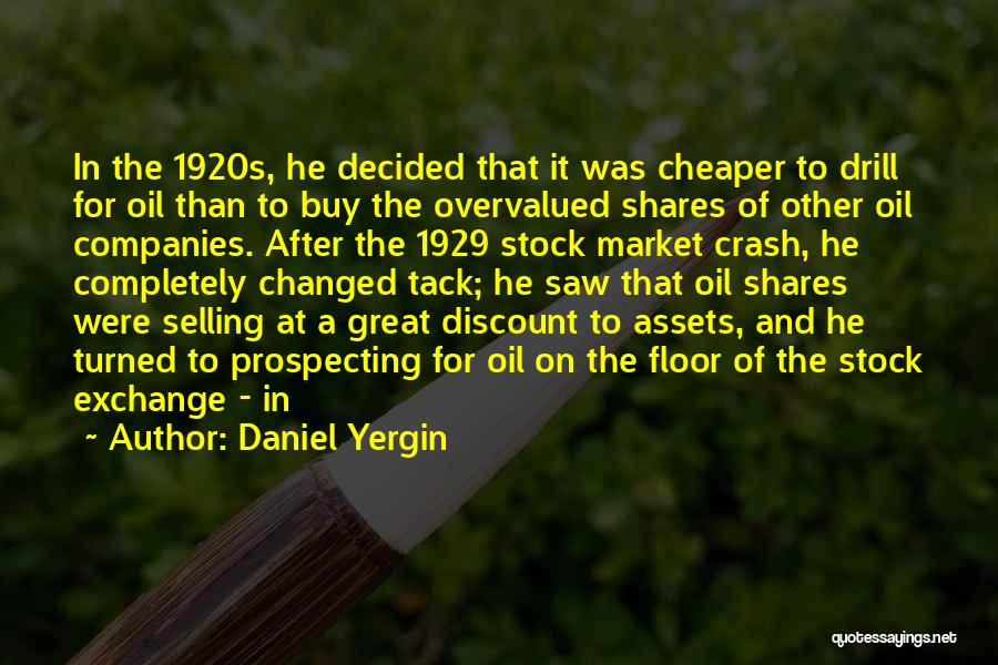 1929 Stock Quotes By Daniel Yergin