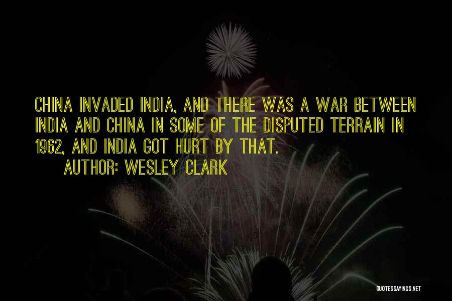 1962 War Quotes By Wesley Clark