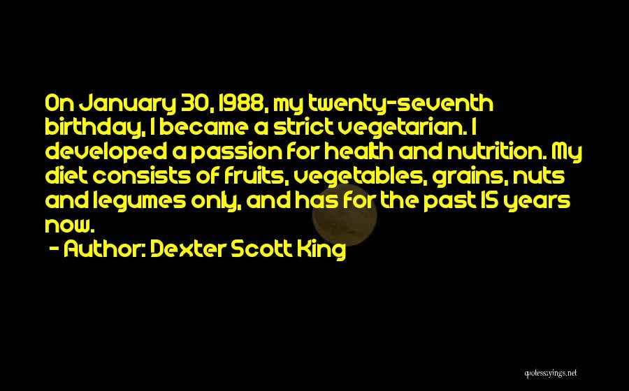 1988 Quotes By Dexter Scott King