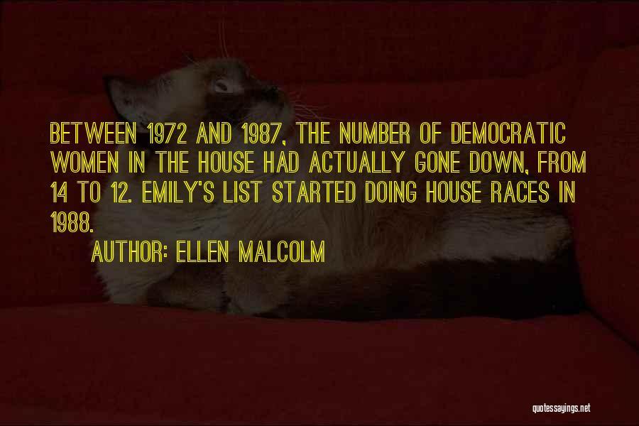 1988 Quotes By Ellen Malcolm
