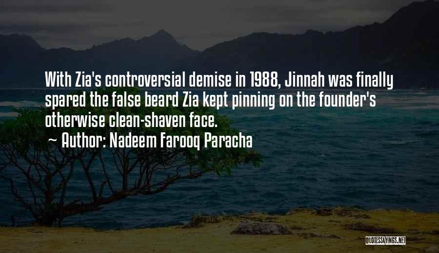 1988 Quotes By Nadeem Farooq Paracha