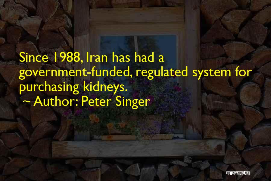 1988 Quotes By Peter Singer