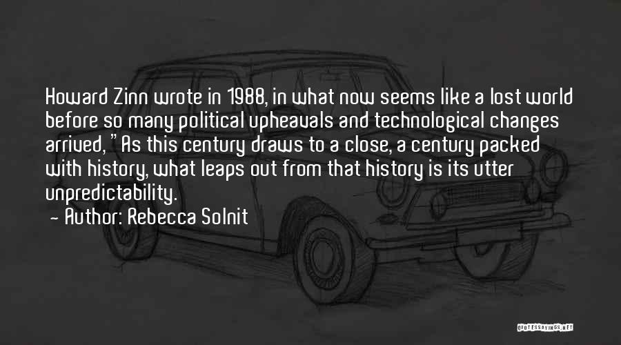 1988 Quotes By Rebecca Solnit