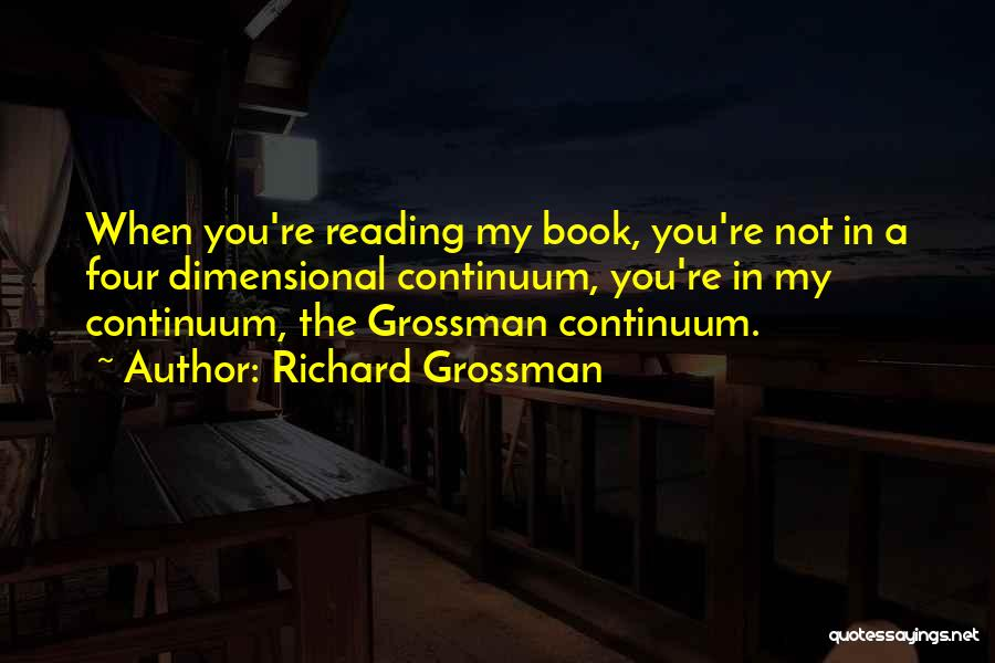 2 Dimensional Quotes By Richard Grossman