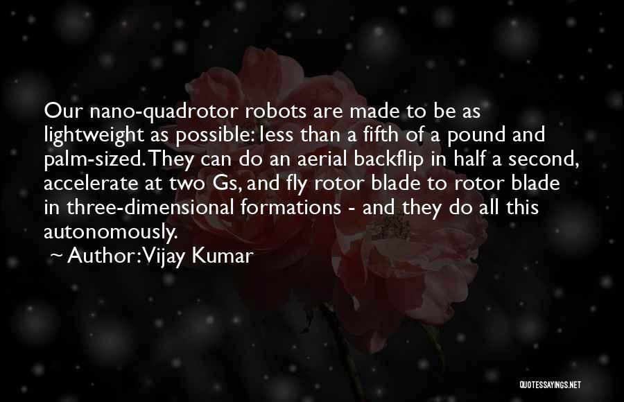 2 Dimensional Quotes By Vijay Kumar