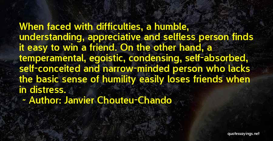 2 Faced Family Quotes By Janvier Chouteu-Chando