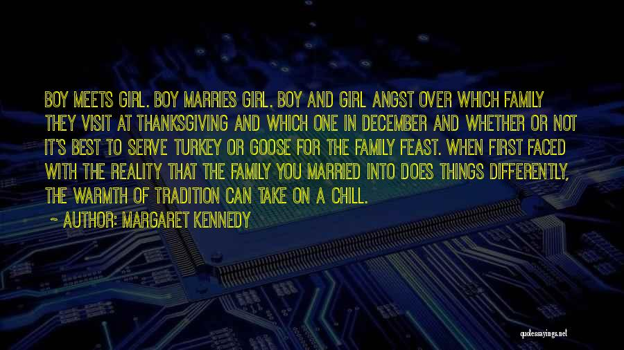 2 Faced Family Quotes By Margaret Kennedy