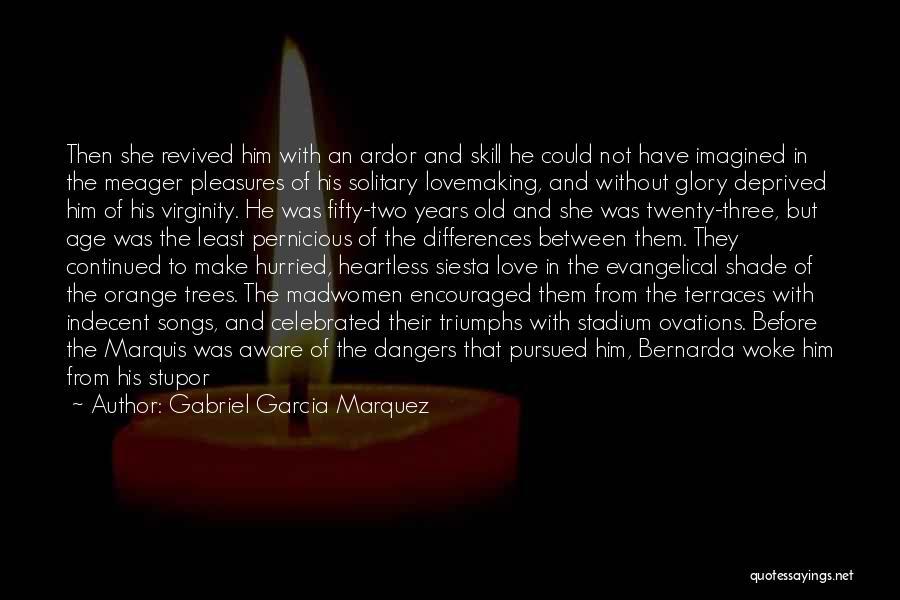 2 Month Love Quotes By Gabriel Garcia Marquez