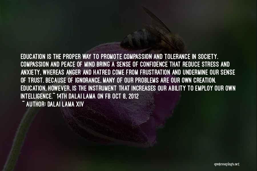 2 Oct Quotes By Dalai Lama XIV