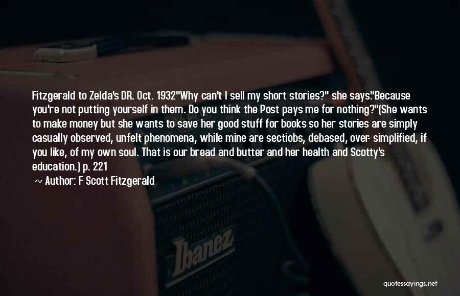 2 Oct Quotes By F Scott Fitzgerald