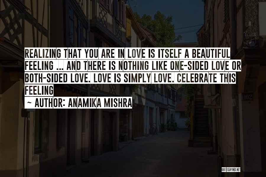 2 Sided Love Quotes By Anamika Mishra