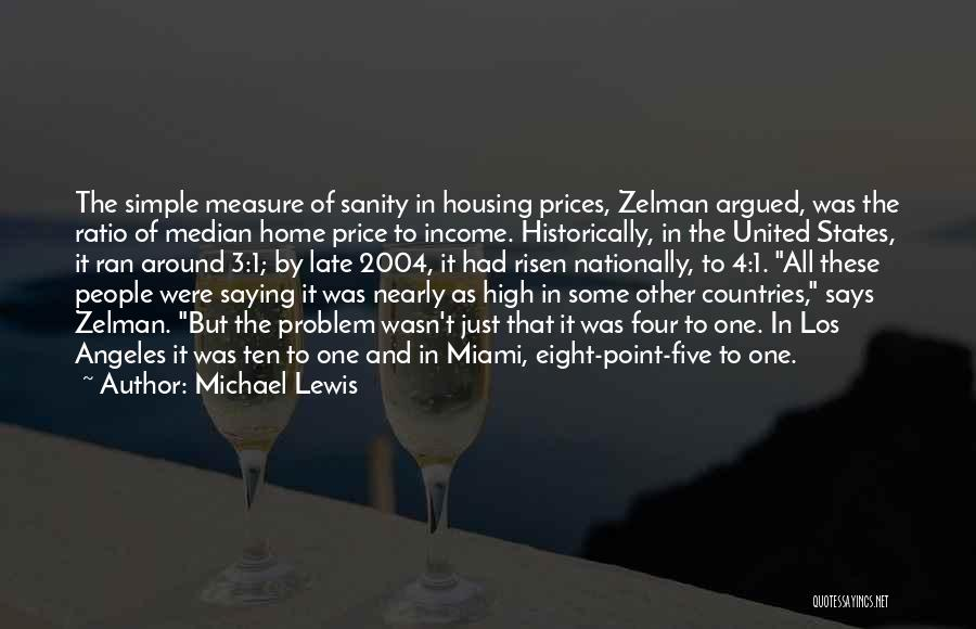 2008 Recession Quotes By Michael Lewis