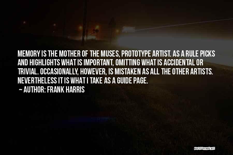 20th Century Quotes By Frank Harris