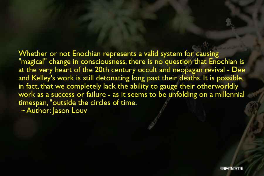 20th Century Quotes By Jason Louv