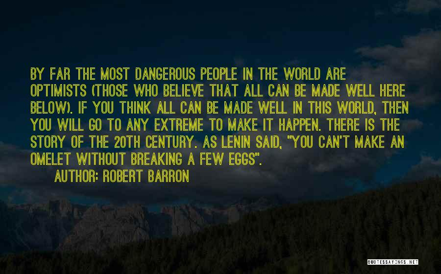 20th Century Quotes By Robert Barron