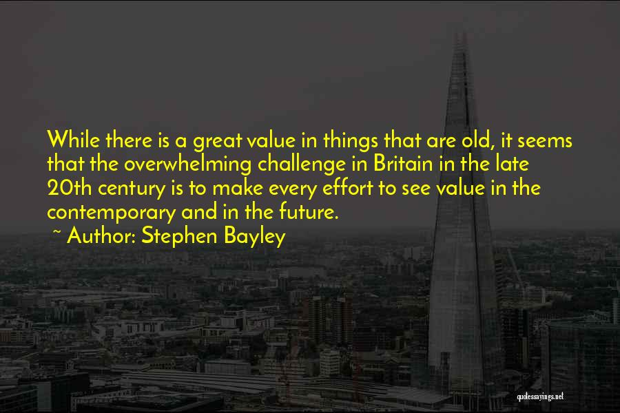 20th Century Quotes By Stephen Bayley