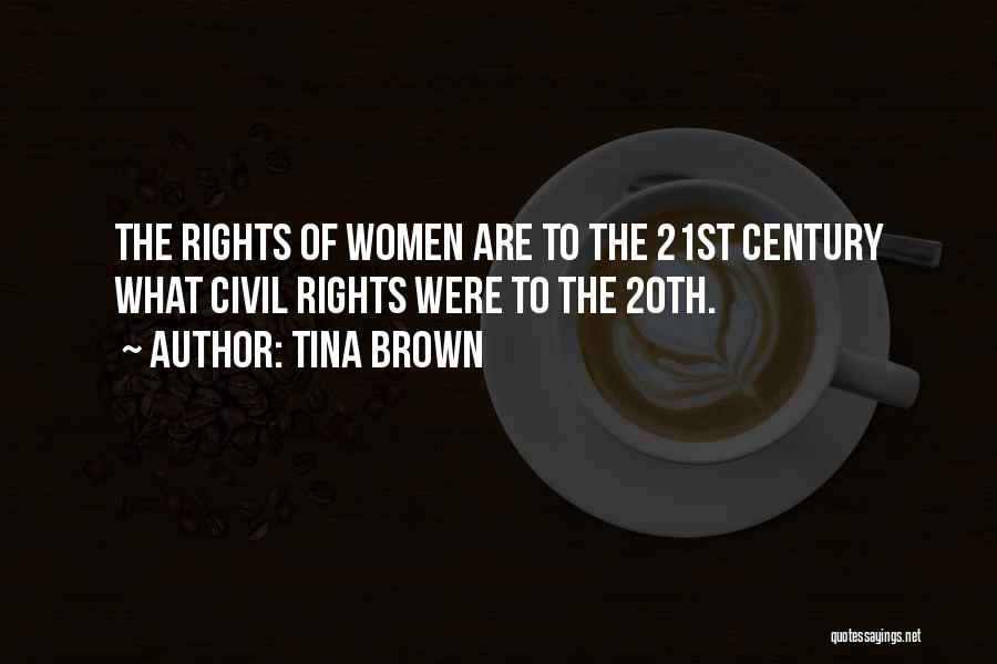 20th Century Quotes By Tina Brown