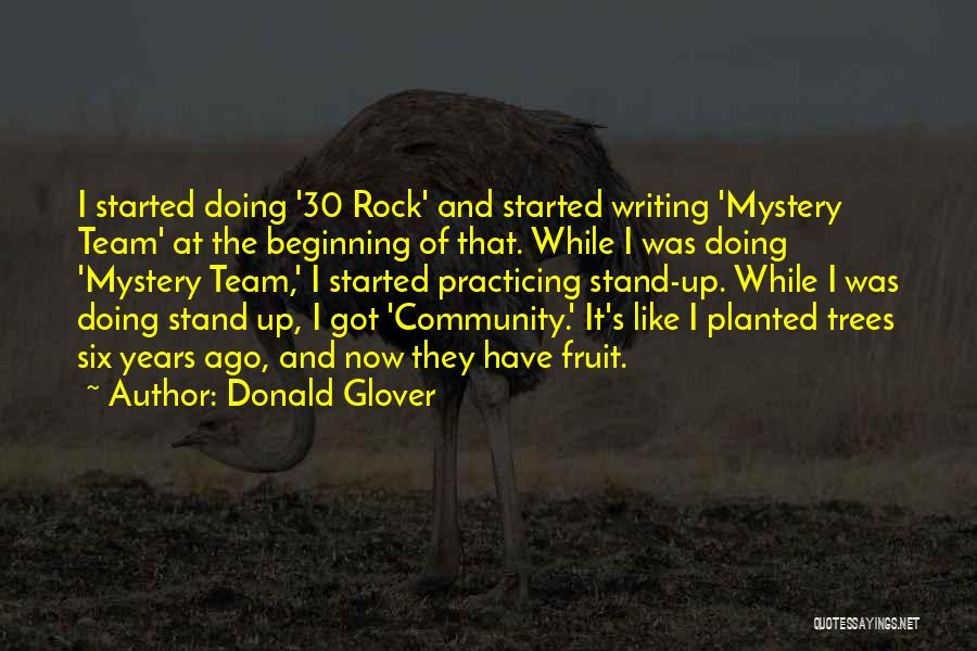 30 Rock Donald Quotes By Donald Glover