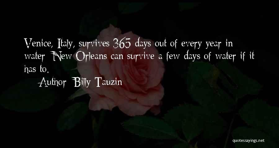 365 Days New Year Quotes By Billy Tauzin