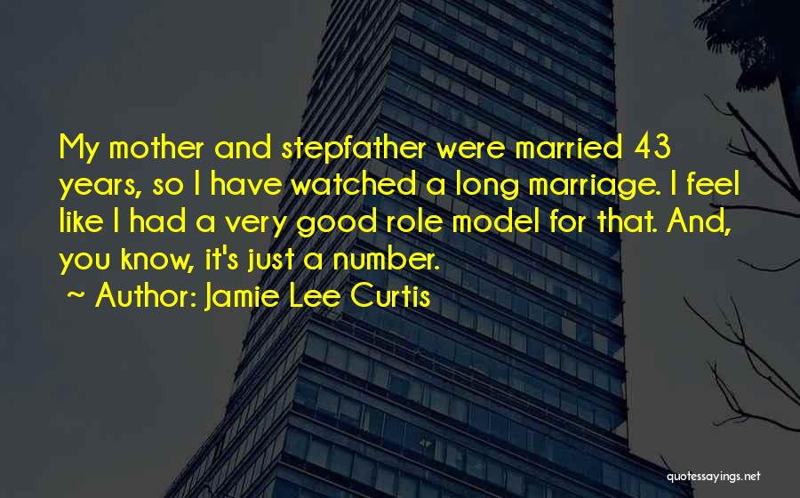 4 Years Anniversary Quotes By Jamie Lee Curtis