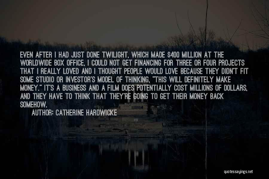 400 Love Quotes By Catherine Hardwicke