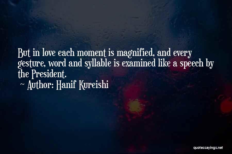 5 Syllable Quotes By Hanif Kureishi