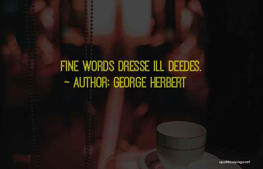 5 Words Less Quotes By George Herbert