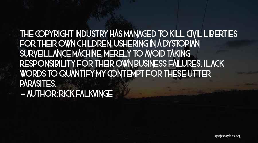5 Words Less Quotes By Rick Falkvinge