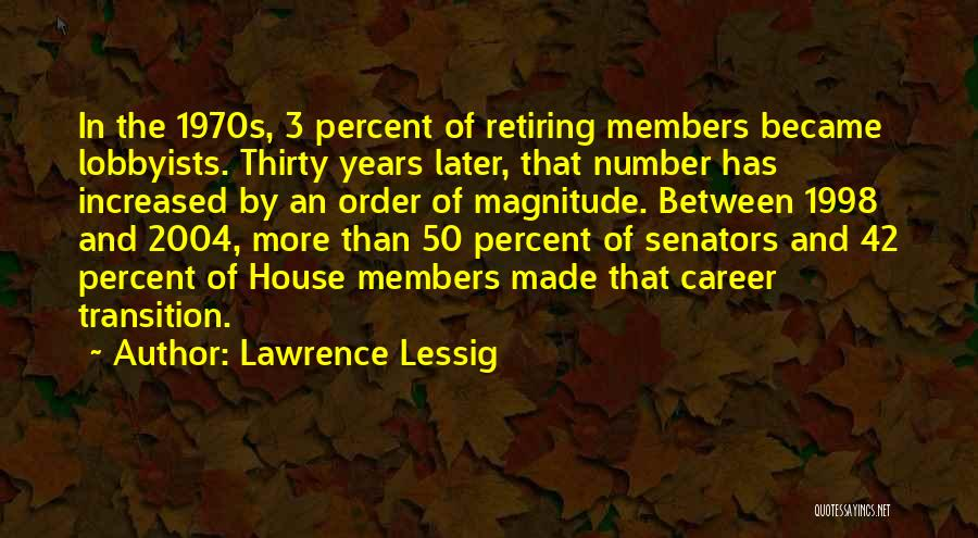 50 Years From Now Quotes By Lawrence Lessig