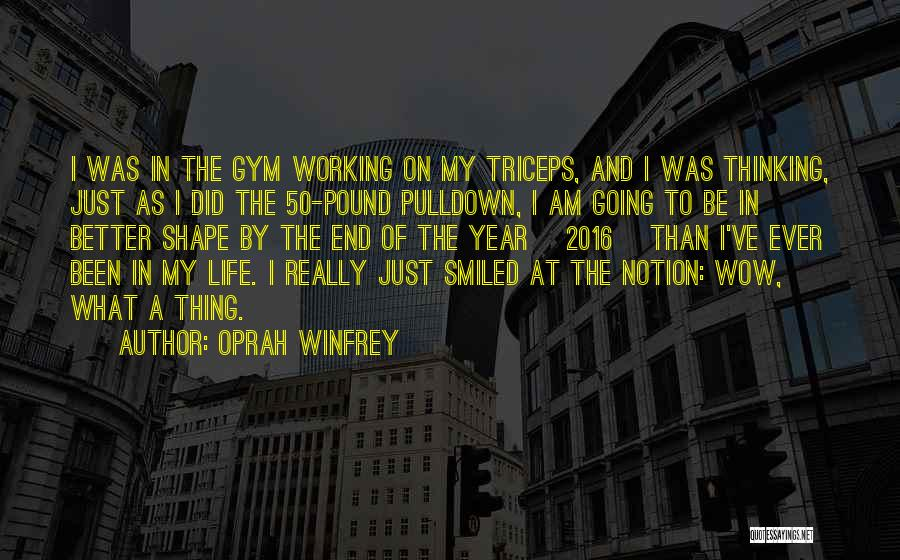 50 Years From Now Quotes By Oprah Winfrey