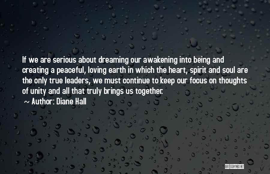 5th Dimension Quotes By Diane Hall