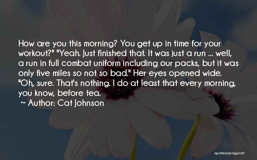 6 Packs Quotes By Cat Johnson