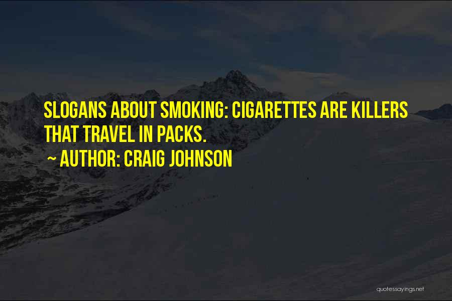 6 Packs Quotes By Craig Johnson