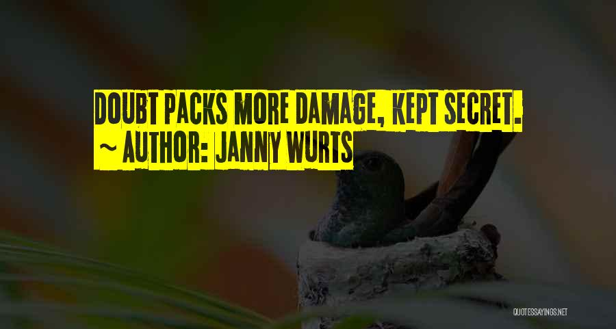 6 Packs Quotes By Janny Wurts