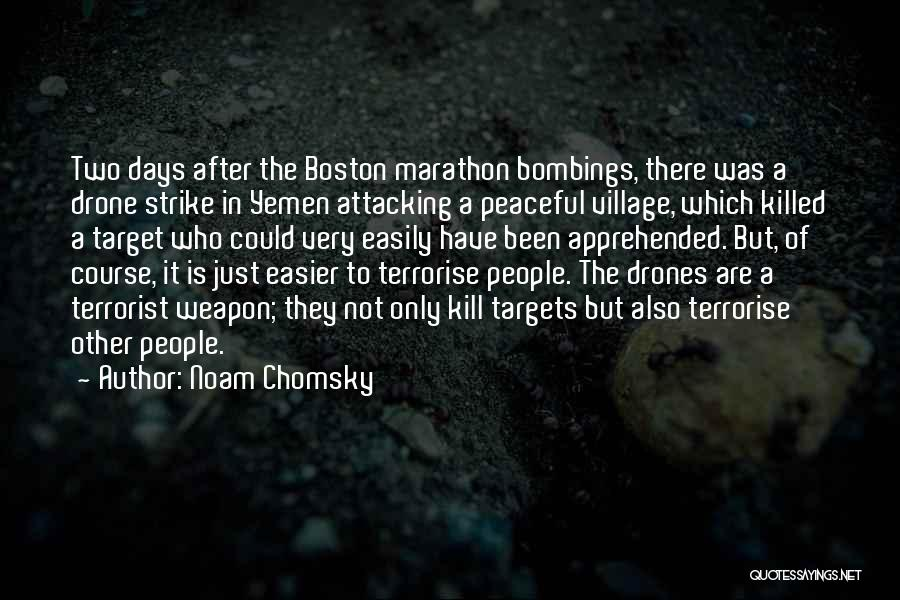 7/7 Bombings Quotes By Noam Chomsky