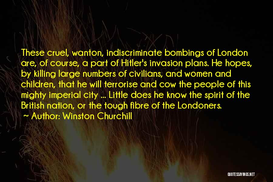 7/7 Bombings Quotes By Winston Churchill