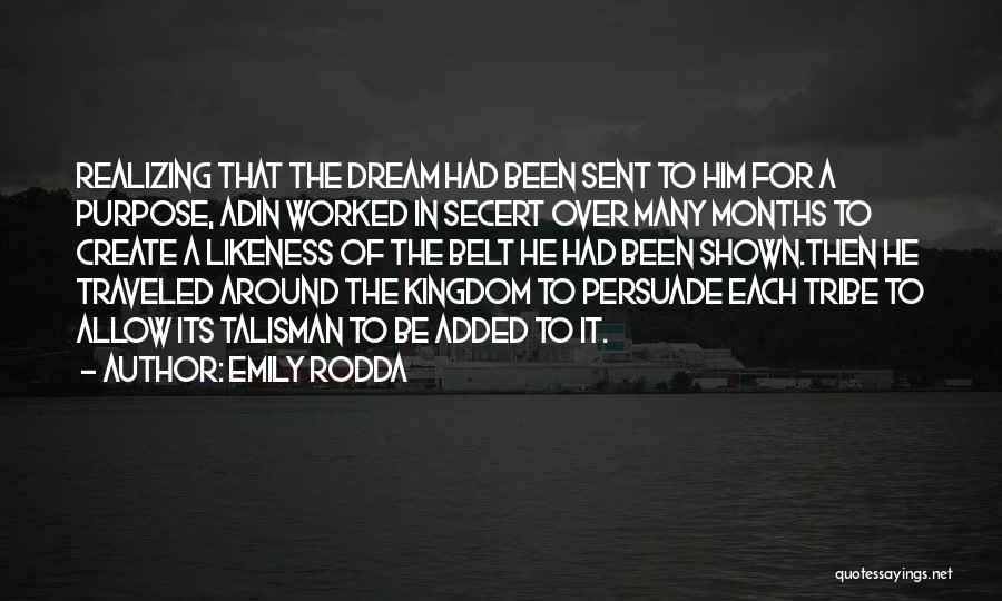 7 Months Quotes By Emily Rodda