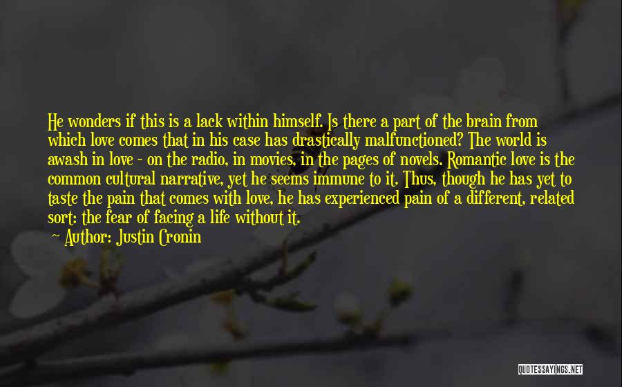 7 Wonders Of The World Quotes By Justin Cronin