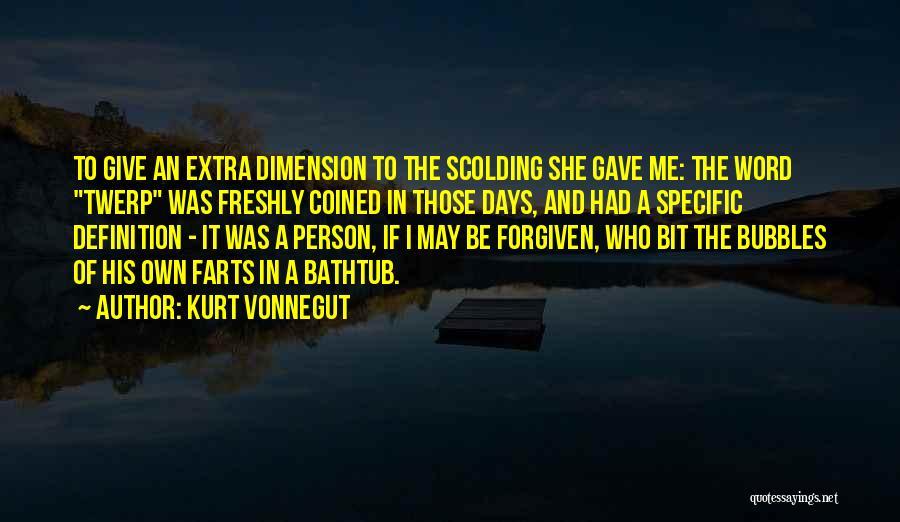 8 Bit Quotes By Kurt Vonnegut