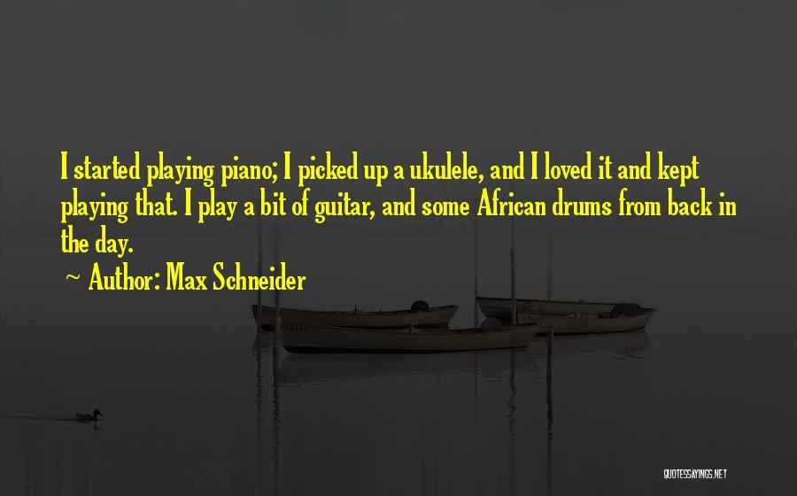 8 Bit Quotes By Max Schneider